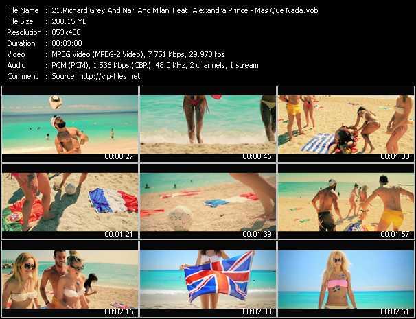 Richard Grey And Nari And Milani Feat. Alexandra Prince - Mas Que Nada